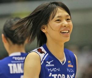 【女子バレー】迫田さおりのかわいい画像を集めてみた【リオ五輪】