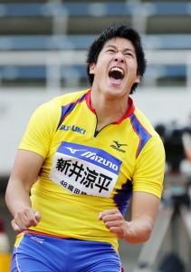 【男子やり投げ】新井涼平のイケメン画像を集めてみた【リオ五輪】【裸、筋肉あり】