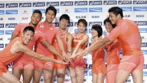 男女陸上リオ五輪注目代表メンバーを画像一覧でまとめて紹介【男子イケメンの裸と筋肉と美人女子のかわいい写真】