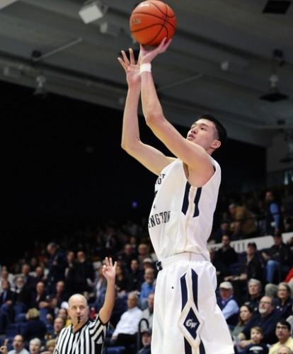 NCAA Basketball: La Salle at George Washington