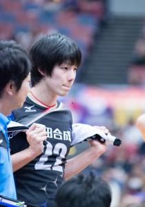 【男子バレー】傳田亮太のイケメン画像を集めてみた【リオ五輪】【でんでん】