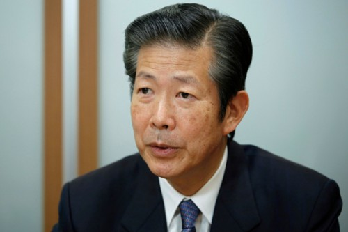 New Komeito Party Leader Natsuo Yamaguchi Interview