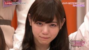 西野七瀬の泣き顔画像を集めてみた【乃木坂46ななせまるなあちゃんの涙】【泣いている写真GIFまとめ】