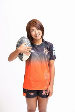 山口真理恵女子ラグビーのwiki風プロフィール