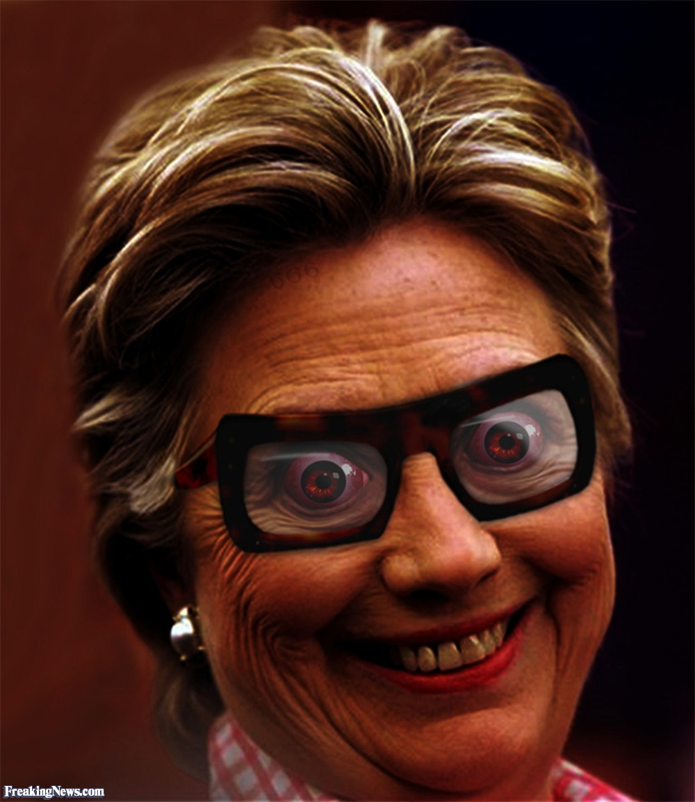 Hillary-Clinton-Wearing-Funny-Glasses-35193