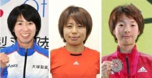 マラソン女子リオ五輪代表メンバーをかわいい画像一覧でまとめて紹介【美女アスリート写真】