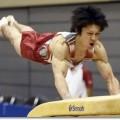 【肉体美、筋肉、裸写真】内村航平のイケメン画像を集めてみた【リオ五輪体操男子】