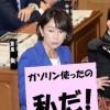 【爆笑】山尾志桜里のおもしろ画像やムカつく画像を集めてみた【ガソリーヌ】【写真】