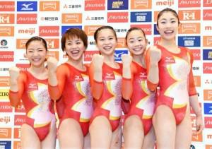 女子体操リオ五輪代表メンバー5人全員の画像一覧をまとめて紹介【美人でかわいいルックスとや筋肉の写真】
