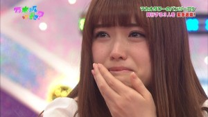 松村沙友理の泣き顔画像を集めてみた【乃木坂46さゆりんごまっつんの涙】【泣いている写真GIFまとめ】