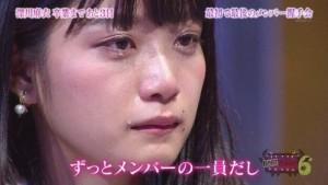 深川麻衣の泣き顔画像を集めてみた【乃木坂46まいまい聖母の涙】【泣いている写真GIFまとめ】