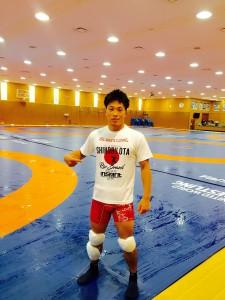 太田忍のイケメン画像を集めてみた【リオ五輪レスリンググレコローマン58kg級の筋肉イケメンアスリート】