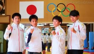 レスリング男子リオ五輪代表メンバーをイケメン画像一覧でまとめて紹介【裸、筋肉写真】