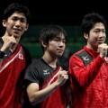 卓球男子リオ五輪代表メンバーをイケメン画像一覧でまとめて紹介【裸、筋肉写真】